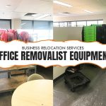 office removalist equipments