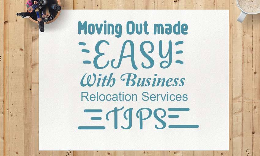 Business Relocation Tips