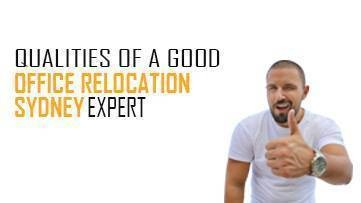 Office Relocation Sydney Expert