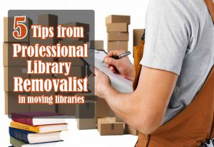 Professional Library Removalists in Moving Libraries