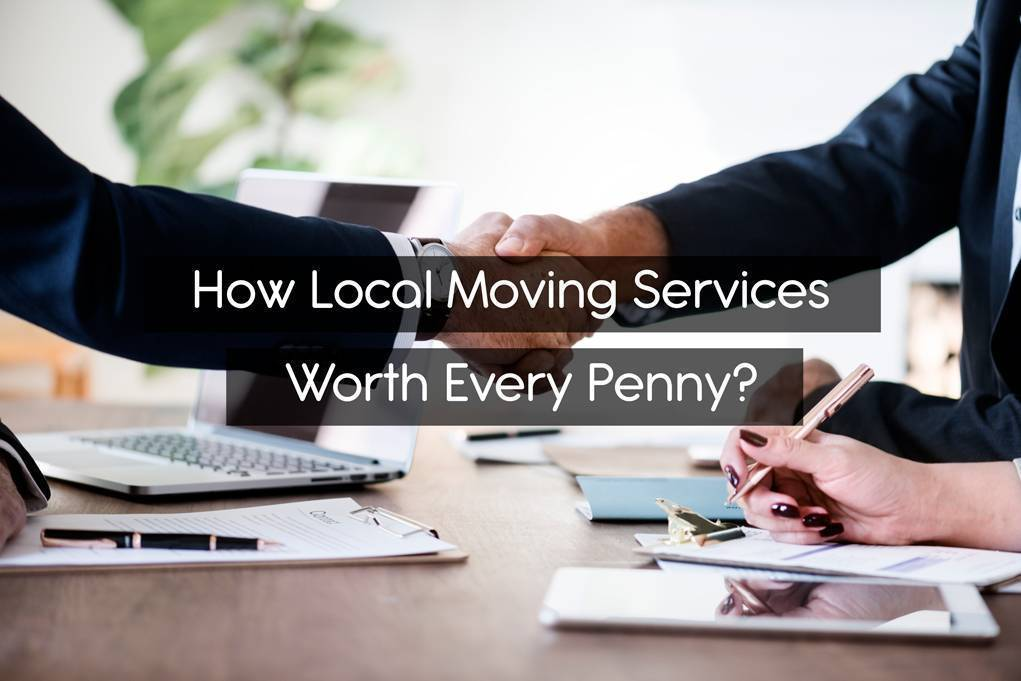 Why Local Moving Services