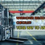 warehouse relocation checklist