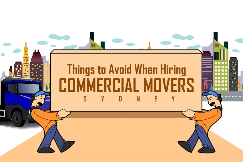 Commercial Movers Sydney