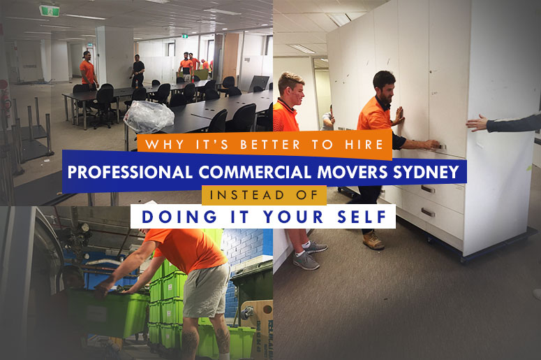 Professional Commercial Movers Sydney